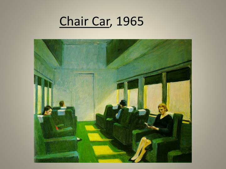 Chair Car