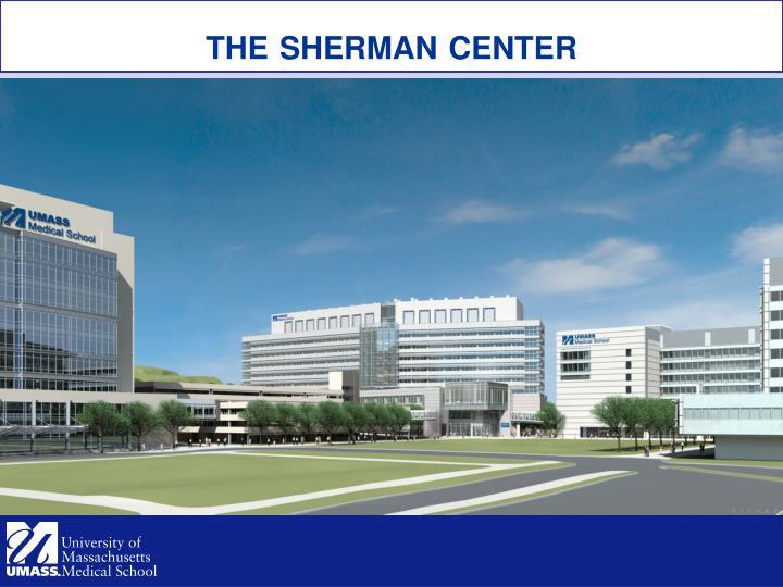 the sherman center