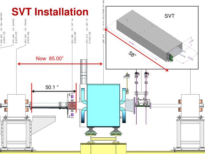 SVT Installation