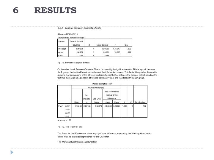 6RESULTS