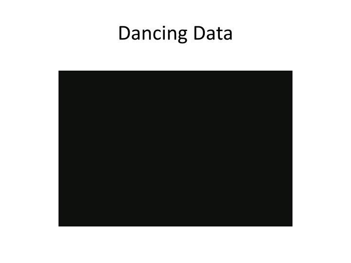 Dancing Data