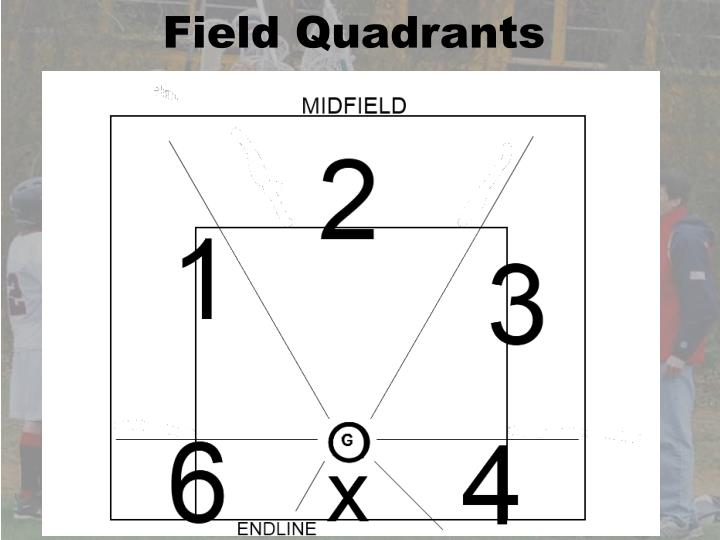 Field Quadrants