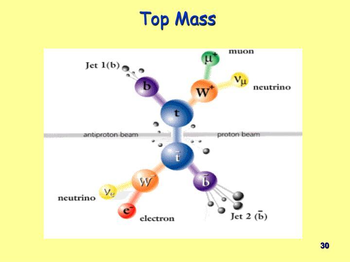 Top Mass