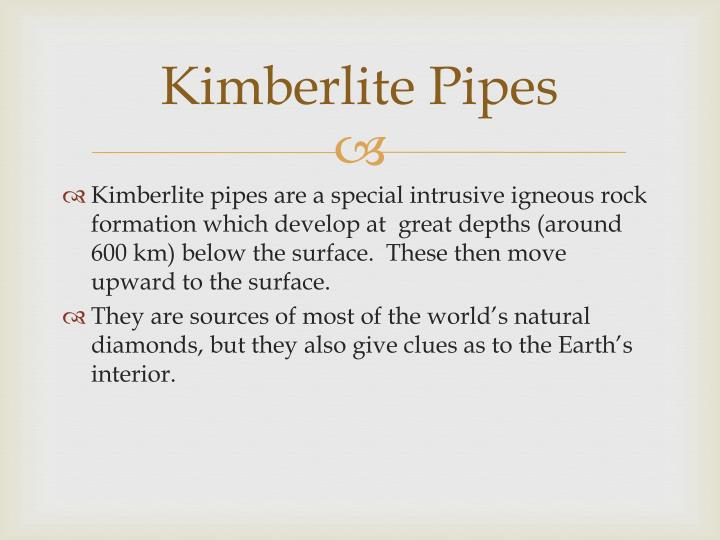 Kimberlite