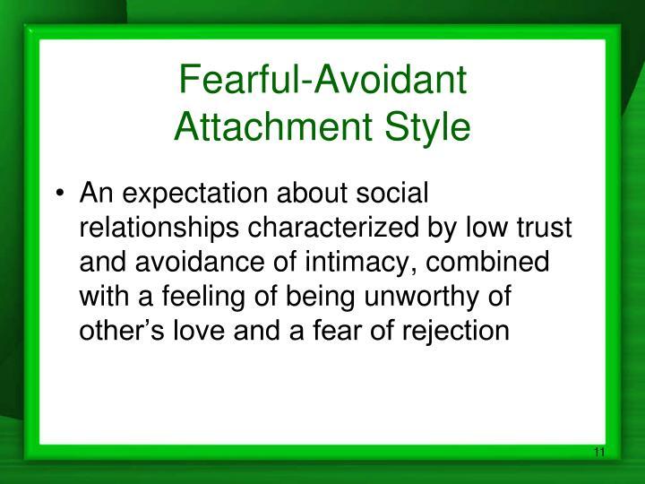 Fearful-Avoidant