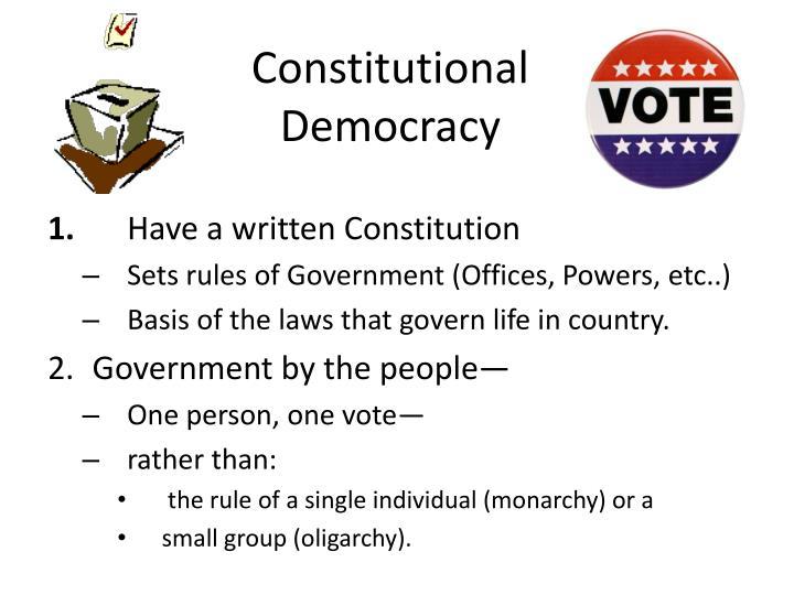democracy individualism essay