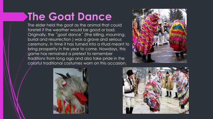 The Goat Dance