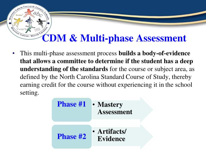 CDM & Multi-phase