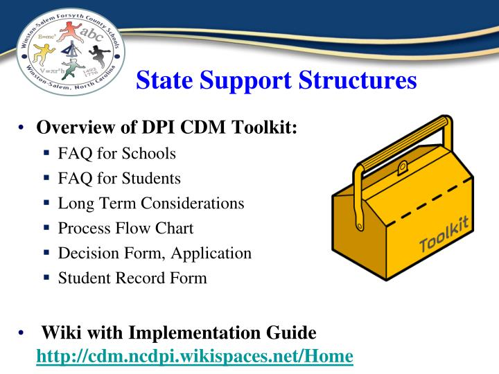 State Support Structures