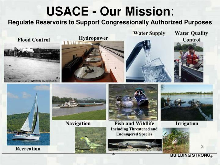 USACE - Our Mission