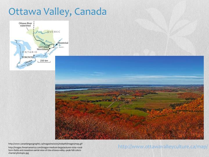 Ottawa Valley, Canada