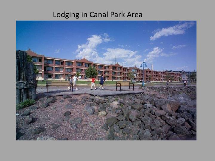 Lodging in Canal Park Area