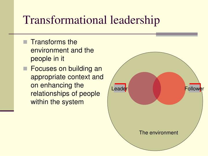 transformational leadership plan 2 essay This essay aims to address the key concepts of transformational leadership  which belongs to the more recent approach taken towards  536 words | 2  pages  essentially the leader's task is consciousness-raising on a wide plane.