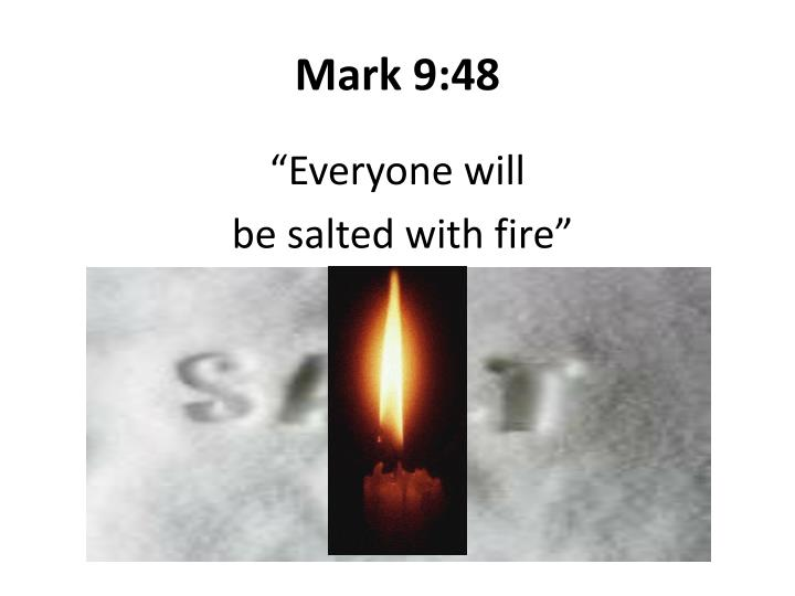 Mark 9:48