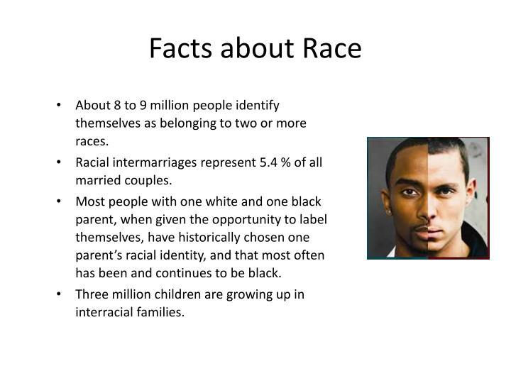 Facts about Race