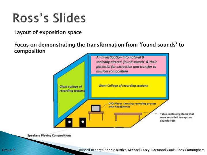 Ross's Slides