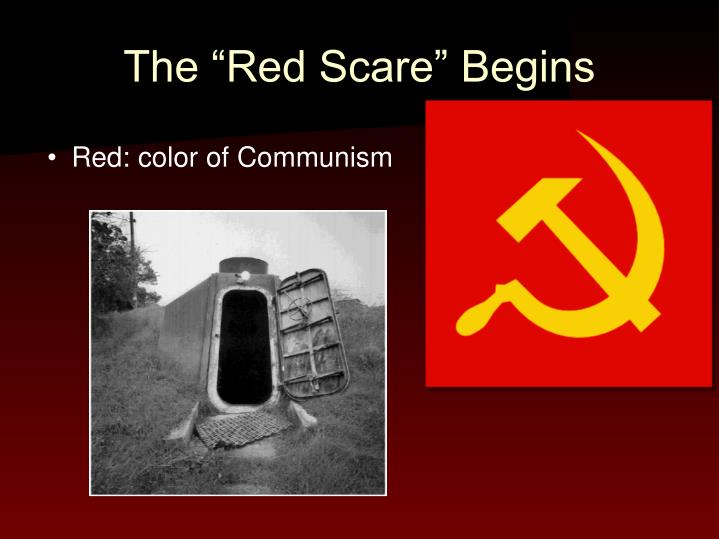 "The ""Red Scare"" Begins"