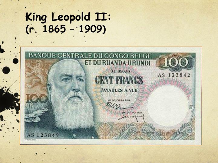 King Leopold II: