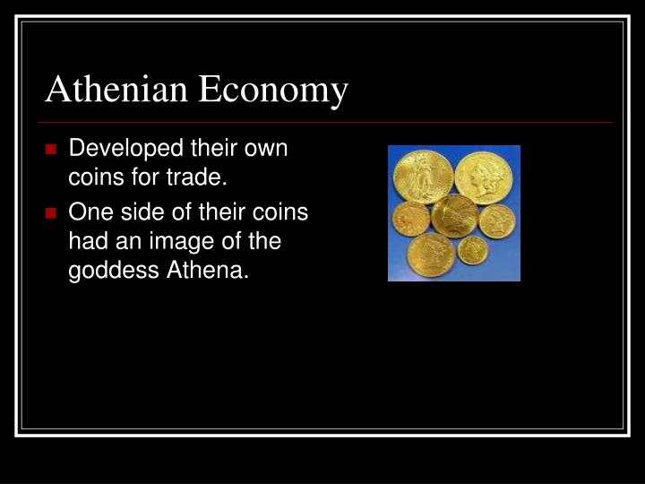 Athenian Economy