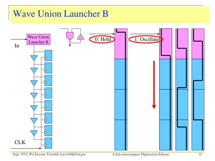 Wave Union Launcher B