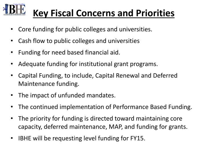 Key Fiscal