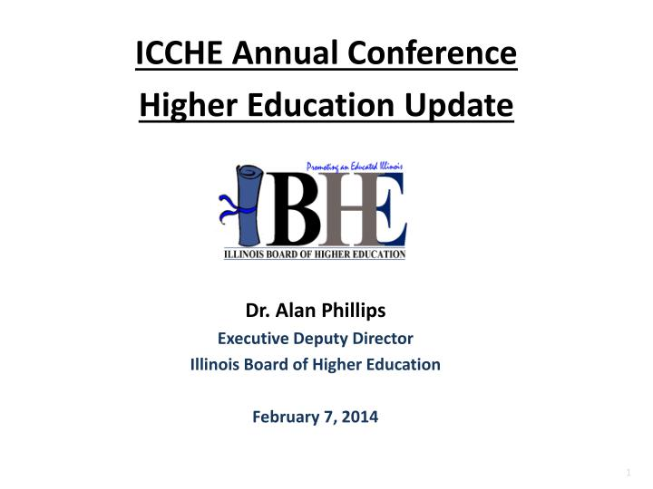 ICCHE Annual Conference