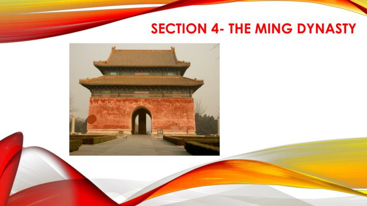 Section 4- the