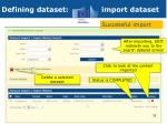 defining dataset import dataset4