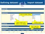 defining dataset import dataset5