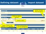 defining dataset import dataset6