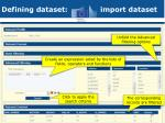 defining dataset import dataset7