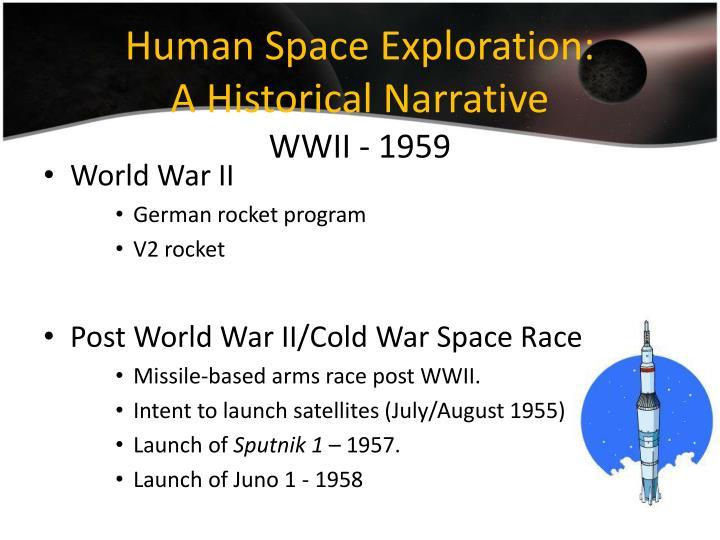 Human Space Exploration: