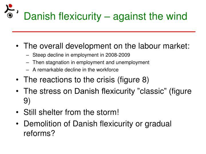 Danish flexicurity –