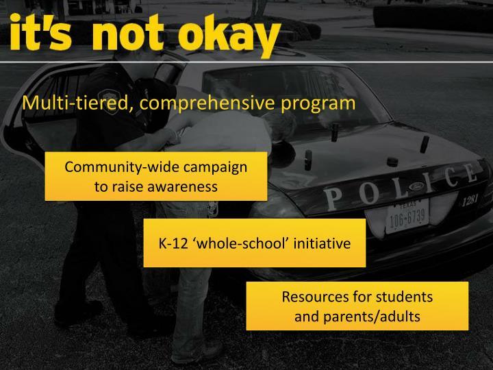 Community-wide campaign
