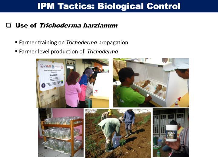 IPM Tactics: Biological Control