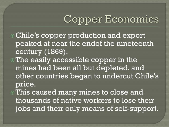 Copper Economics