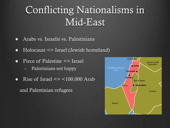 israel and the palestinians essay