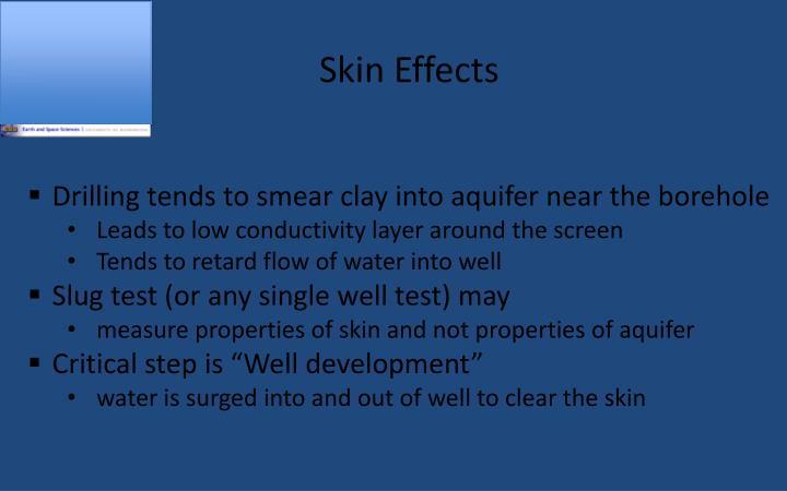 Skin Effects