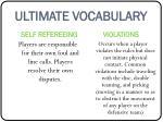 ultimate vocabulary3