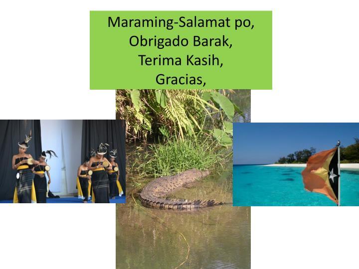 Maraming-Salamat