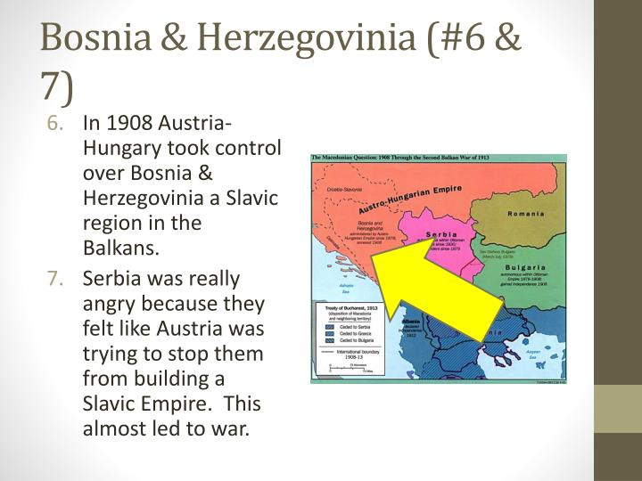 Bosnia &