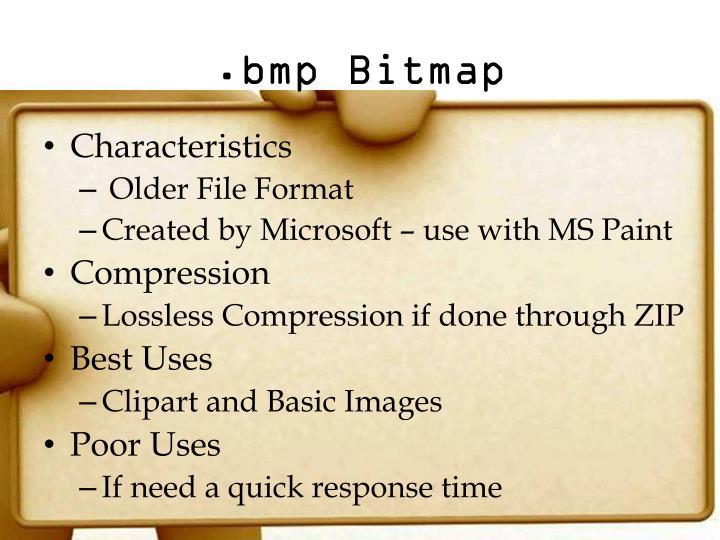.bmp Bitmap