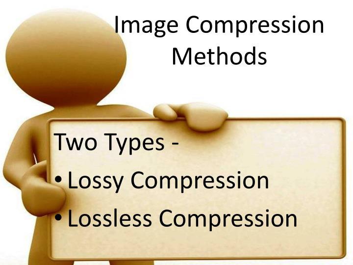 Image Compression Methods