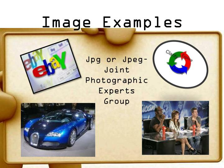 Image Examples
