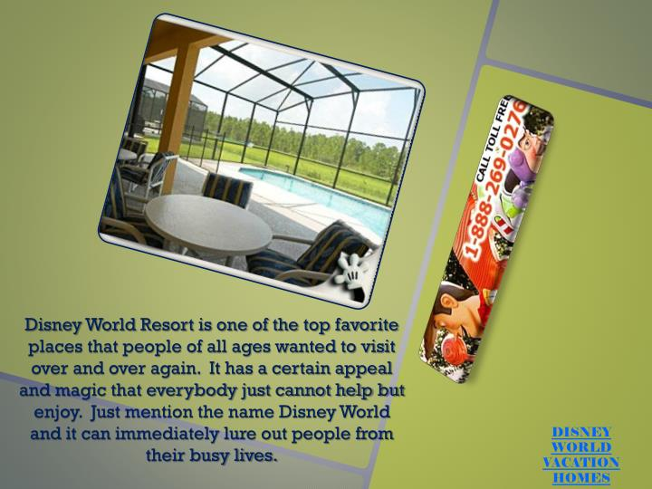 Disney World Resort is one of the top favorite places that people of all ages wanted to visit over a...