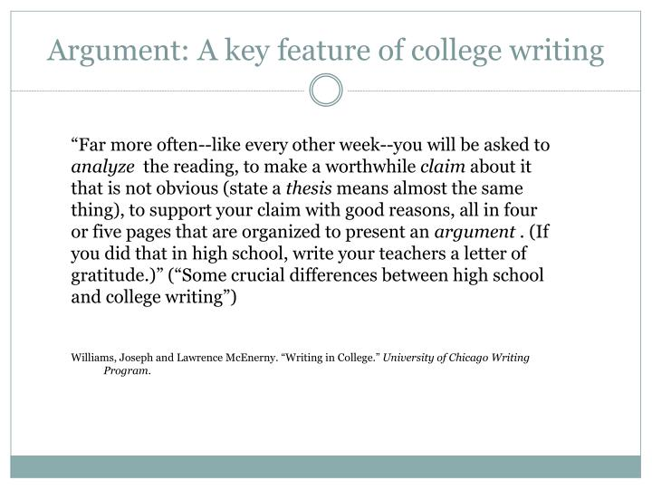 key features of essay writing Sat essay key content features the evidence-based reading and writing section and the sat essay ask the sat suite of assessments asks students to read.