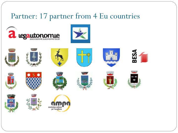 Partner: 17 partner