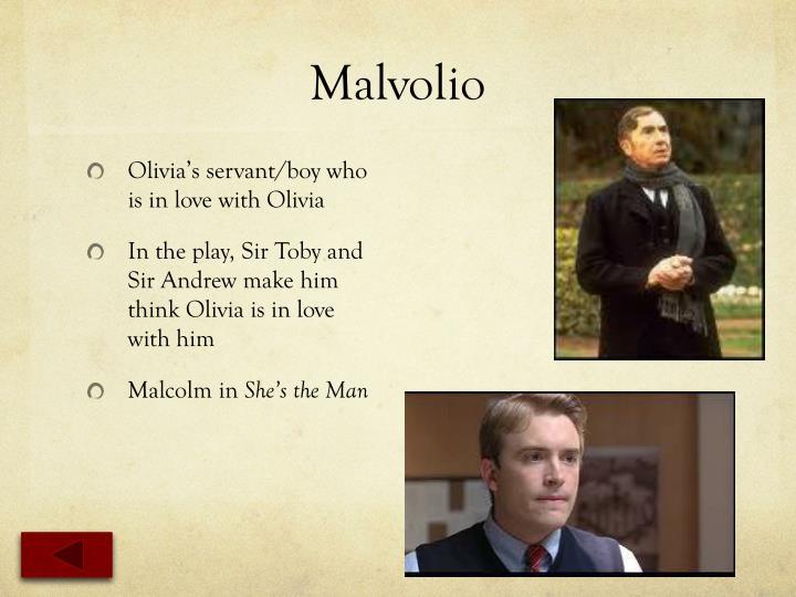 Malvolio