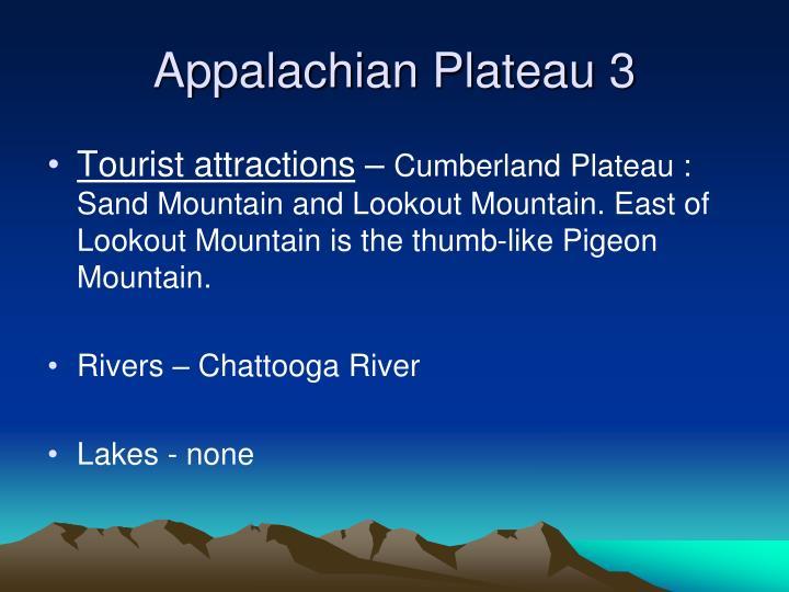 Appalachian Plateau 3
