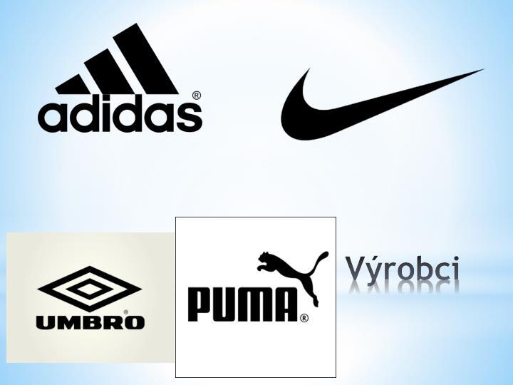 Výrobci